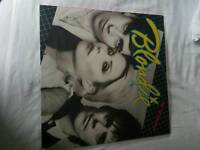 Blondie - Eat to the beat vinyl
