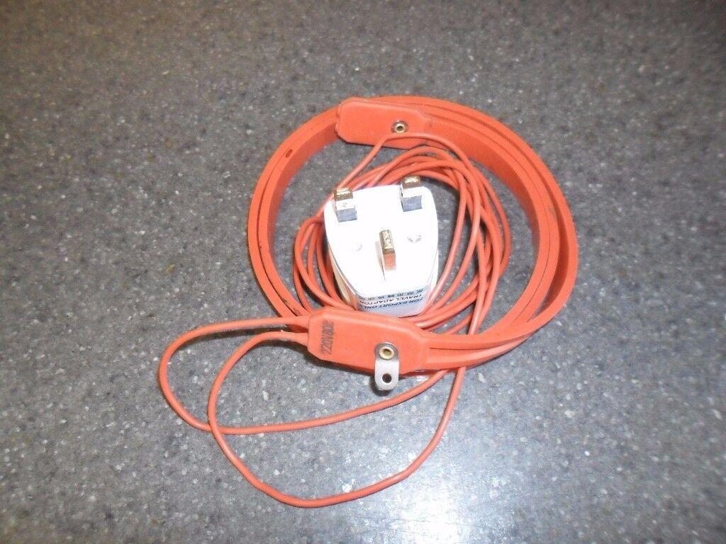 Electric home brew heater belt