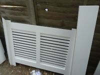 B&Q radiator cover New Suffolk