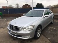 Mercedes S-class *Full Service History* Immaculate in&out*Tyres almost new*