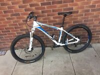 Mens giant revel mountain bike