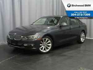 2013 BMW 3 Series 320i xDrive Navigation Package! Local Car!