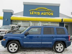 2010 Jeep Patriot NORTH ÉDITION 4X4 5 VITESSE 8 PNEUS/ROUES 1216