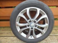 Mercedes C Class Alloy Wheel