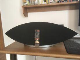 Acoustic Solutions - Speaker Pod/ Amplifier - I -Phone dock