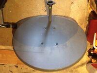 Zone 2 Sky Satellite Dish