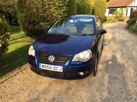 Vw polo only 63000 miles fsh 1 owner cheap tax