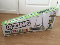Zinc scooter new