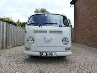 VW Bay Window Type 2 Campervan