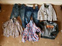 Bundle - toddler clothes 12-24 month