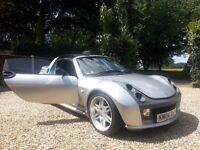 SMART Roadster Brabus, immaculate used condition, FSH, low mileage