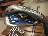 Mizuno JPX850 4-PW iron set used