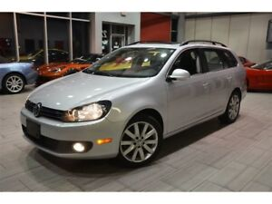 2012 Volkswagen Golf 2.0 TDI Highline (A6) With Only 45.425 Kms!