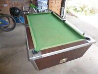 Selling Pool Table