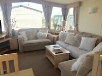 Beautiful 3 bedroom caravan isle of sheppey Kent minster /eastchurch