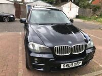 2008 BMW X5 3.0 30sd M Sport 5dr 7 (Seater) @07445775115 6 Months Warranty Included