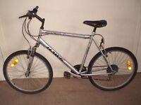 "Hawk Screwdriver 23"" Hardtail Mountain Bike (will deliver)"
