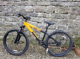 Used Raleigh Jump bikes (needs fork replacing)