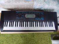 Casio CTK-1200 Electric Keyboard