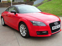AUDI TT 2.0 TFSI 3d 200 BHP IMMACULATE NEW BODY WRAP + ++TIMING CELT CHANGED++