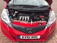 2011 Honda Jazz 1.2 i-VTEC S 5dr (VSA) Manual @07445775115