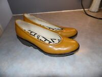 Womens shoes by Fly London, worn once, size 41.