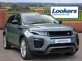 Land Rover Range Rover Evoque TD4 HSE DYNAMIC (grey) 2016-06-30