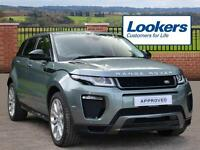 Land Rover Range Rover Evoque TD4 HSE DYNAMIC (grey) 2016-06-30
