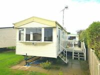 STATIC CARAVAN FOR SALE WITH 2018 SITE FEES & DECKING & SEAVIEW! BARGAIN. NORFOLK. GREAT YARMOUTH