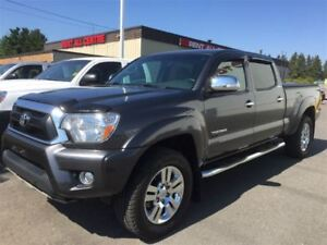 2015 Toyota Tacoma LIMITED-LEATHER+NAVIGATION!