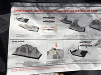 LightSpeed 2-3 person Camping Tent
