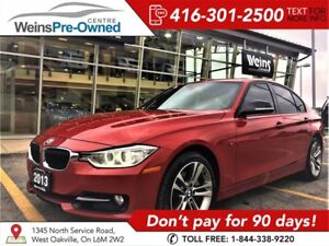 2013 BMW 3 Series 335i Xdrive Sport - Navi - Fully Equipped
