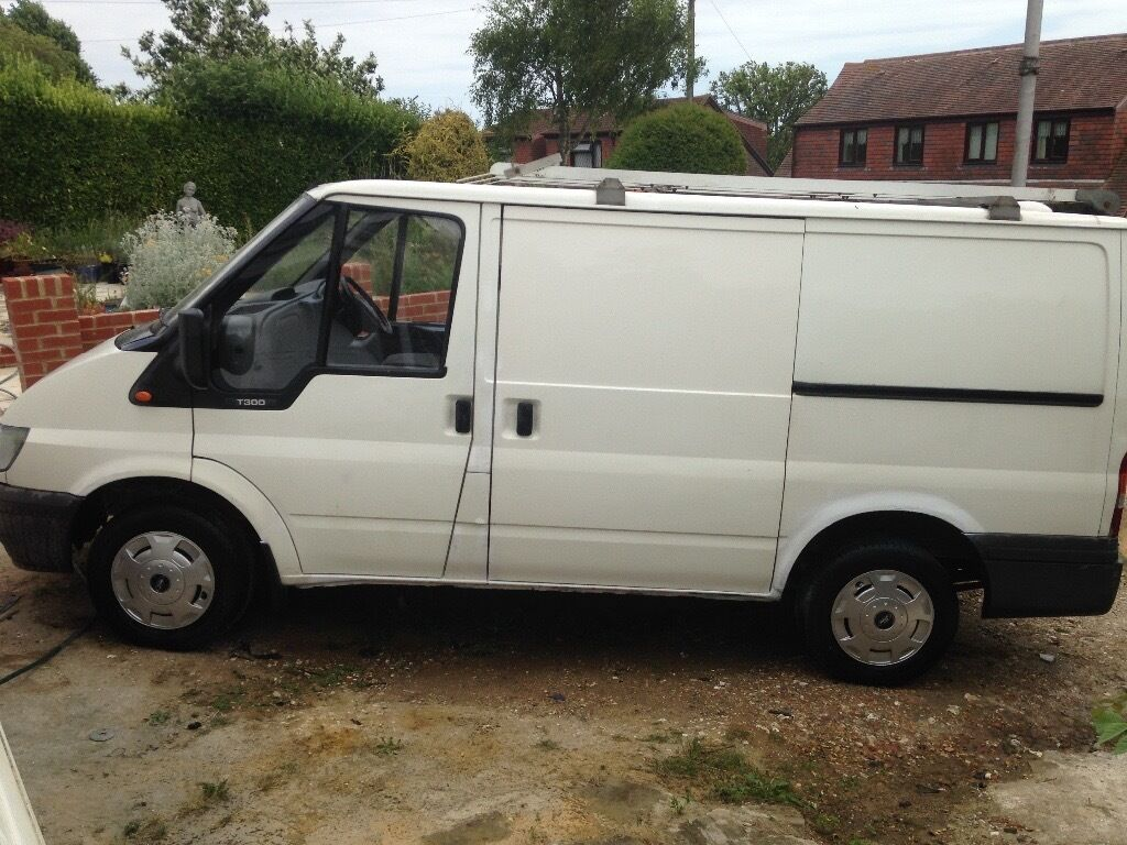 Ford transit 2002 swb 1998cc 1 years mot