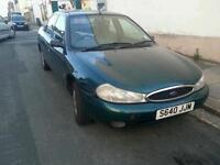 Ford mondeo 1.8 petrol. 9 months mot