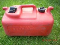 22 LTR PETROL TANK COMPLETE WITH EXTRAS