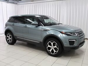 2016 Land Rover Range Rover Evoque AWD SUV with LEATHER, BLUETOO