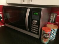 Sharp Microwave Oven, 900W - perfect condition