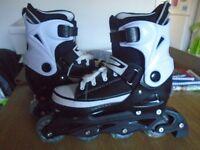 COX SWAIN ICE/ROLLER SKATES