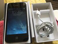 iPhone 4 16GB BLACK ( O2, GIFFGAFF AND TESCO)
