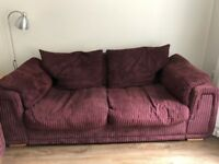 Free Sofa and Armchair - Must go this week