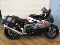 BMW K1300S - 2009 Red/Black. Excellent condition. 15,683 Miles