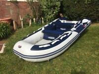 3.2 Metre Pro Wave Boat