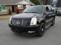 2007 Cadillac Escalade Loaded Leather DVD NAV