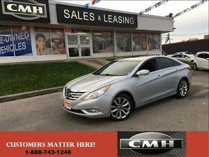 2011 Hyundai Sonata LIMITED LEATH ROOF *CERTIFIED*