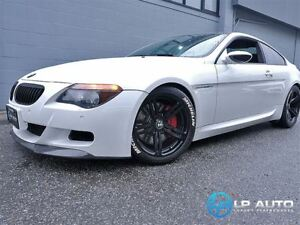 2006 BMW M6 Coupe! Only 86500kms! Local! No Accidents!