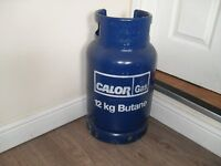 calor gas bottle,empty,ideal to exchange towards fill bottle.bargain at £5