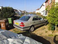 Mercedes for Good Parts - C180 Auto Petrol