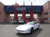 Chevrolet Corvette C4 1989. Aircon, cruise, sports seats, auto, 5.7 ltr V8