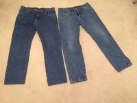 2 Pairs of Paul & Shark Denim Jeans (Gents)