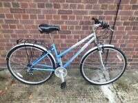 Riverdale Concept 21 iches hybrid bike GOOD CONDITION AND FULLY WORKING
